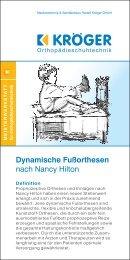 Flyer Nancy Hilton downloaden, PDF - Medizintechnik ...