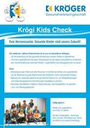 Krögi Kids Check - Medizintechnik & Sanitätshaus Harald Kröger ...