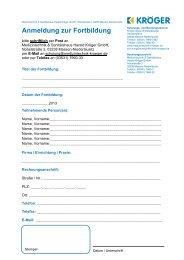 Anmeldung downloaden, PDF - Medizintechnik & Sanitätshaus ...