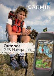 Outdoor GPS-Navigation
