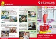 Selbermacher - Bauhaus