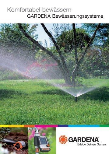 Komfortabel bewässern - Garten-Powertech.de