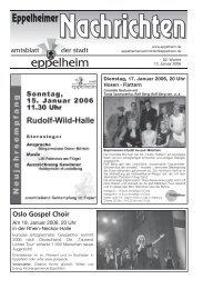 Oslo Gospel Choir - Eppelheim