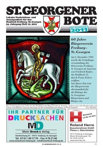 (Bote Heft 10.10 Kopie) - Meier Druck & Verlag