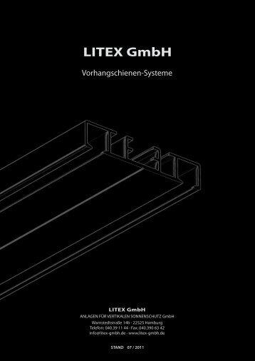 Laden Sie hier den vollständigen Katalog im PDF - Litex GmbH