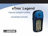 eTrex® Legend - Garmin