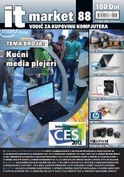 Tema broja: Kućni media plejeri - IT Market Magazin