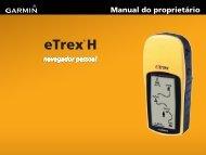 eTrex® H