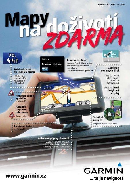 Prohlédnout PDF - Garmin