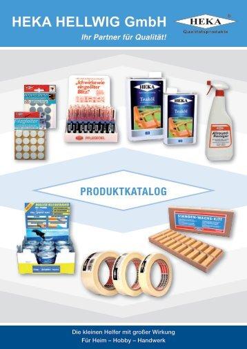 Ihr Partner für Qualität! - HEKA Hellwig GmbH