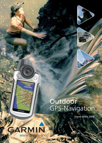 Outdoor Navigation - dream-shop.at