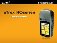 eTrex® HC-serien - Garmin
