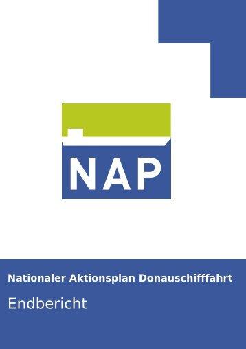 Endbericht - Nationaler Aktionsplan Donauschifffahrt