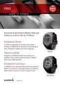 SERIE FORERUNNER® - Echo - Page 4