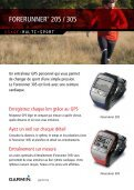 SERIE FORERUNNER® - Echo - Page 6