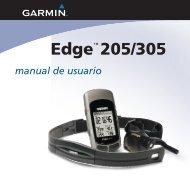 Edge™ 205/305 - Garmin