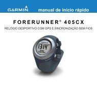 FORERUNNER ® 405CX