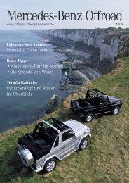 04-2005 - Mercedes-Benz Offroad