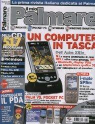 €520 La prima rivista italiana dedicata ai Palm - Garmin.it