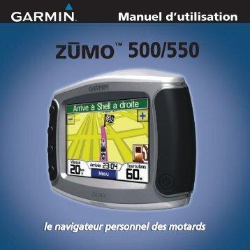 Manuel d'utilisation - GPS City Canada