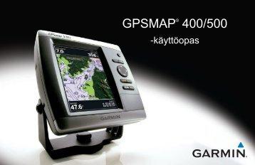 GPSMAP® 400/500 - Garmin