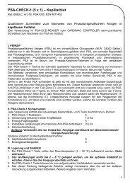 PSA-CHECK-1 (5 x 1) – Kapillarblut - MEDPRO GmbH