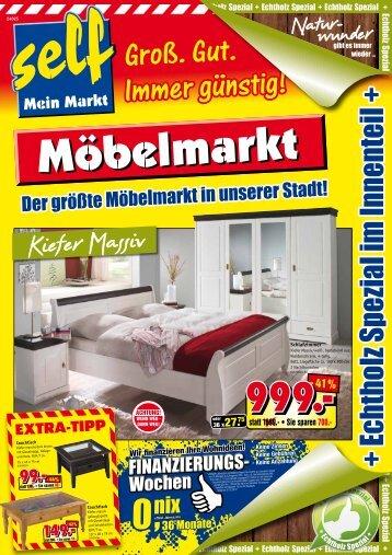 + Echtholz Spezial im Innenteil + Kiefer Massiv - self