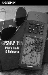 gps 195 manual C - Yolo County Sheriff's Aero Squadron