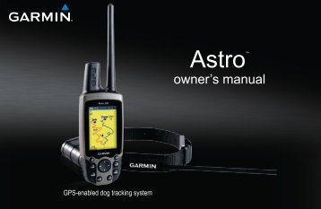 Astro™ - Garmin