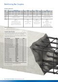 Reinforcing Bar Couplers - Ancon Building Products - Page 6