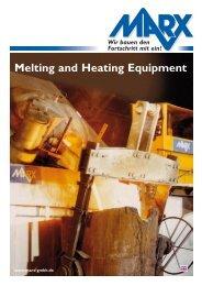 Melting and Heating Equipment - MARX GmbH