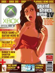 the verdict - Official Xbox Magazine