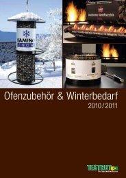 Ofenzubehör & Winterbedarf - Baltexport