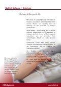 CMS-Systeme für Ihre WebSite - Meffert Software - Seite 2