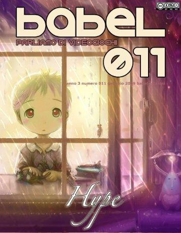 Babel 011 - Parliamo di Videogiochi