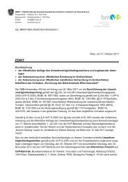 GZ. BMVIT-820.316/0018-IV/SCH2/2011 Wien, am 17. Oktober 2011 ...