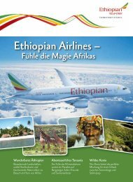 Ethiopian Airlines – - Travel-One