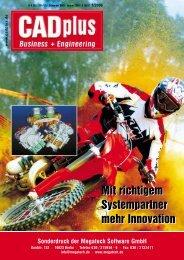 CADplus Business + Engineering - MegaCAD