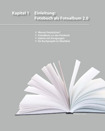 Fotobuch als Fotoalbum