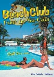 Stell Dir vor... - Beach Club Font de Sa Cala, Mallorca