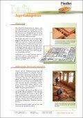 Info Ziegel-Einhängedecke - Fiedler Deckensysteme - Seite 5