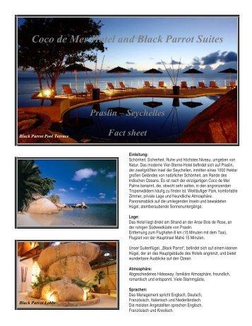 Coco de Mer Hotel and Black Parrot Suites Praslin