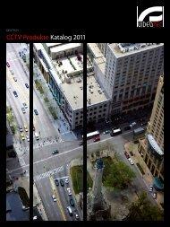CCTV Produkte Katalog 2011 - Opto-System-Technik