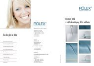 Neues von Rölex: 4 - Eck Deckenabhängung, 6 - Eck und Rondo ...