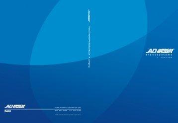 Gesamtkatalog American Dynamics Juni 2008 ... - IP CCTV GmbH