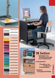 LCD-Wagen - Marlower Möbel GmbH