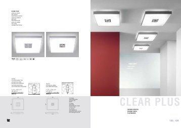 clear plus deckenleuchten ceiling lights ... - Schmitz Leuchten
