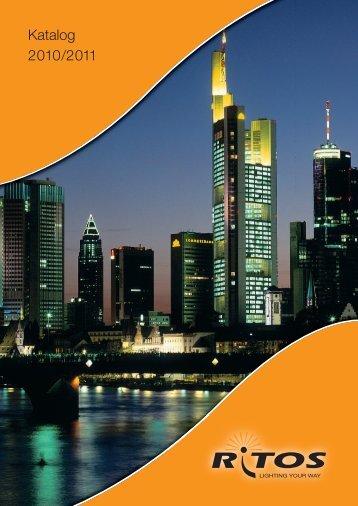 Katalog 2010/2011 - RITOS GmbH