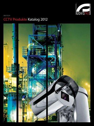 Videotec Katalog 2012 - santec-video.de