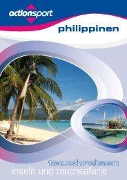 Philippinen 2009 - Dive Center Scuba Do